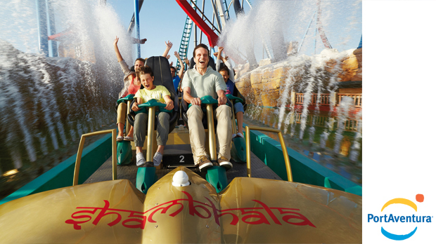 Win 3 Tickets to Port Aventura with 365Tickets