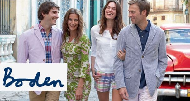 Exclusive 25 off boden discount codes voucher codes for Johnny boden shop