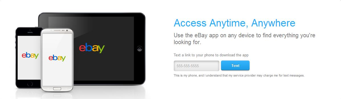ebay mobile application