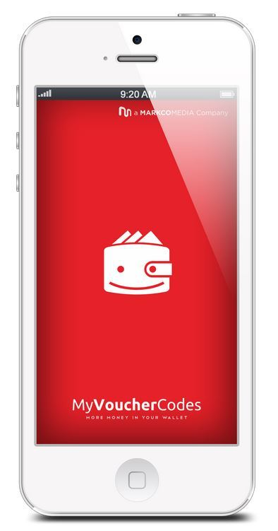 My Voucher Codes Mobile App