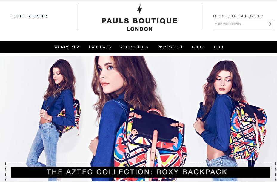 Learn More About paulsboutique.com