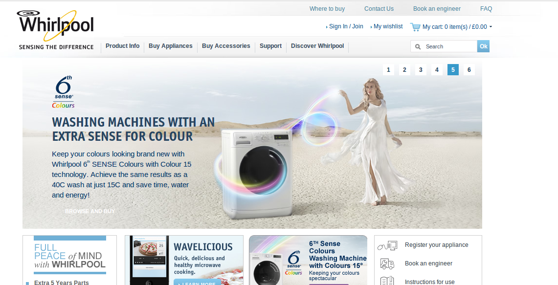 Whirlpool discount coupons