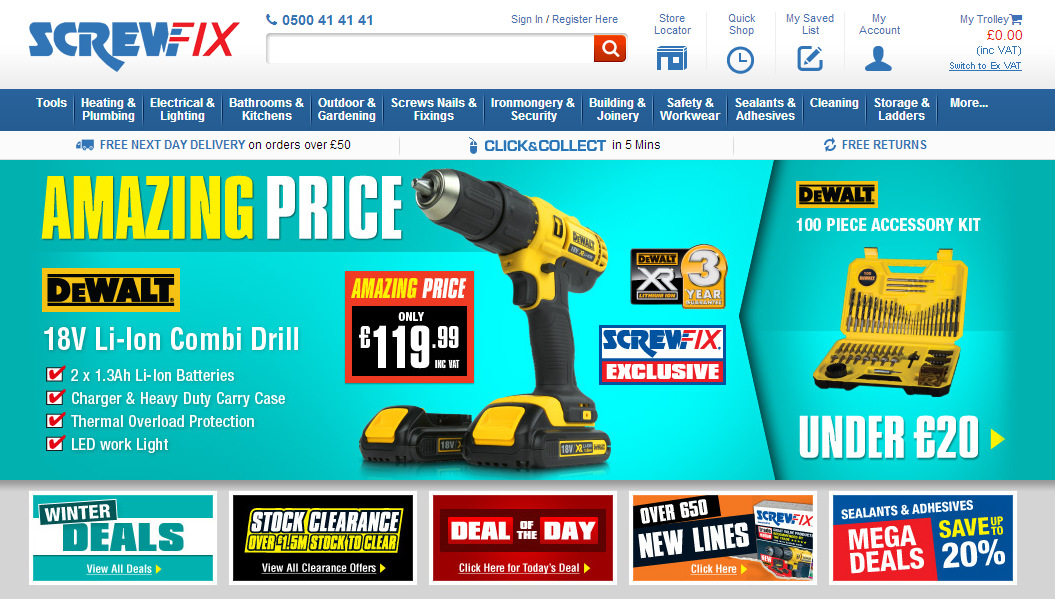 Screwfix discount codes promotional codes get free for Craft direct promo code