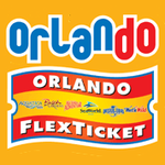 Orlando flexticket logo