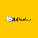 A4 Labels logo