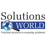 Solutions World logo