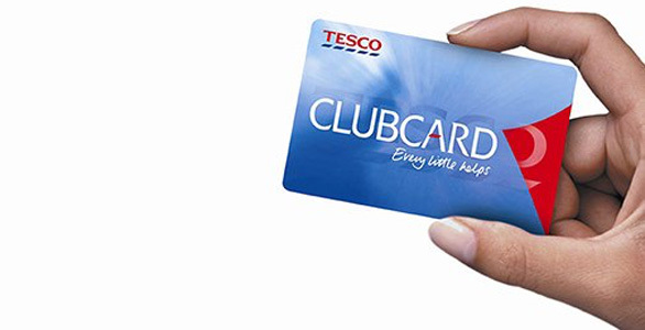 Clubcard at Tesco Direct
