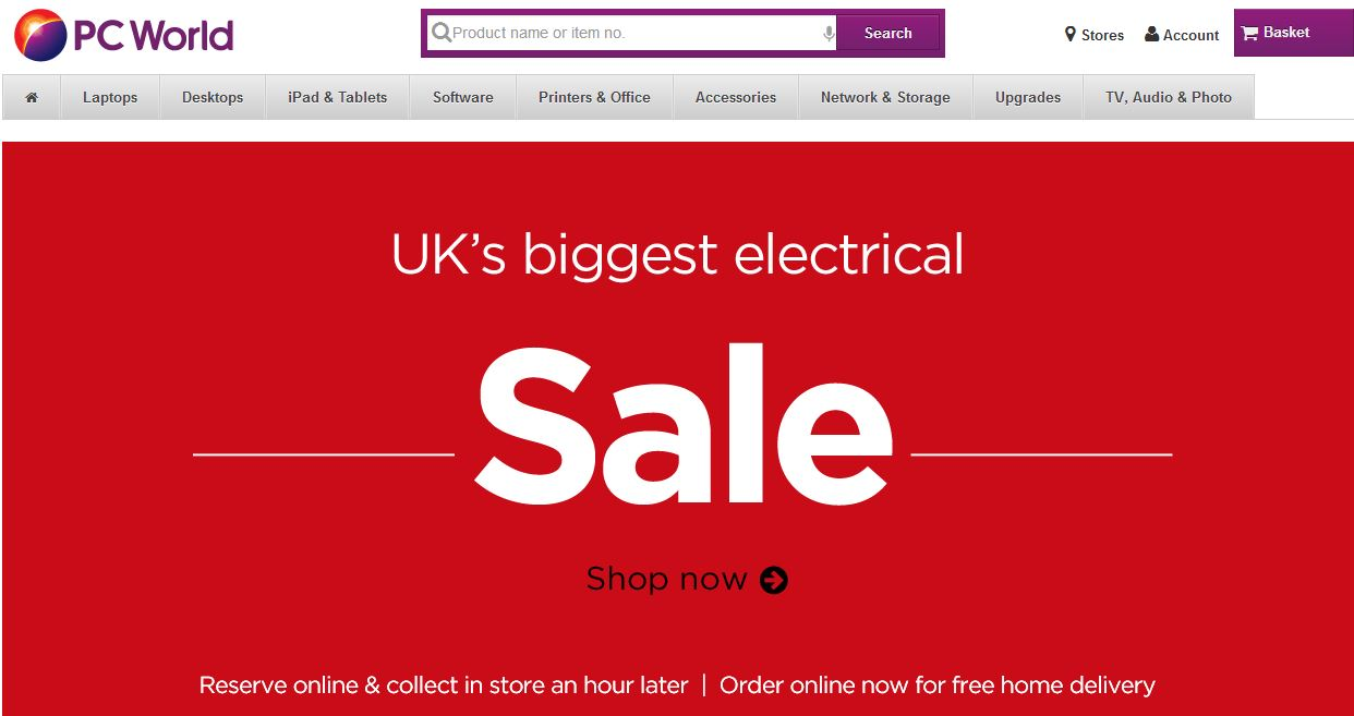 Co-op Electrical sells a wide range of household electrical goods including washing machines, refrigerators, dishwashers, vacuum cleaners, cookers, kettles, microwaves and much more.