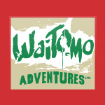 Waitomo Caves, New Zealand logo