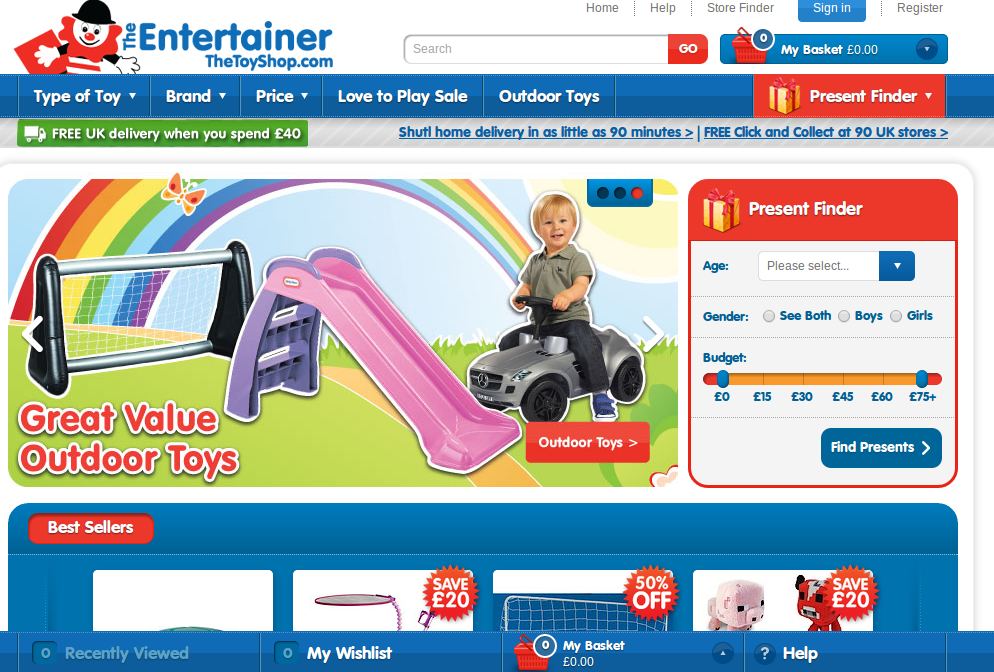 coupon codes categories toys games