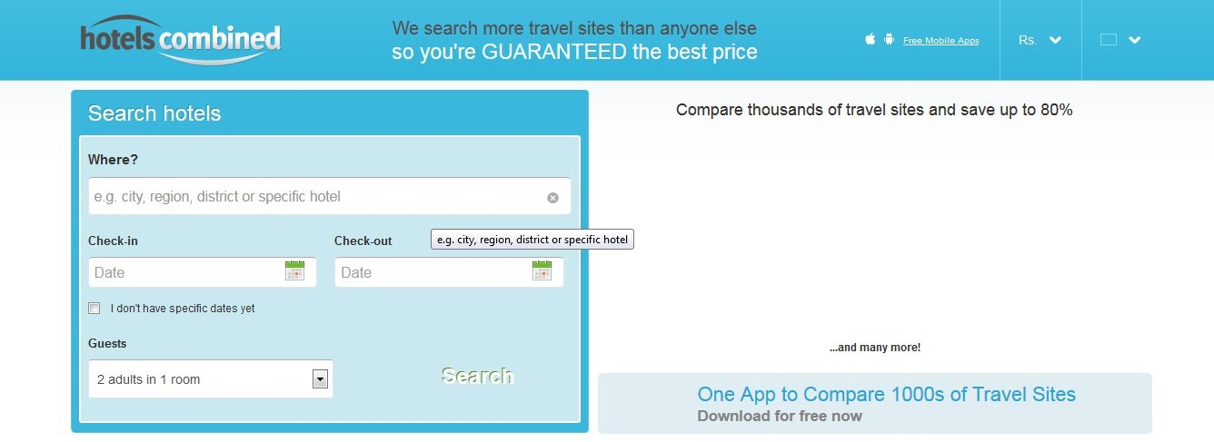 Compare Hotel Prices Uk Hotel Comparison Website   Lobster House