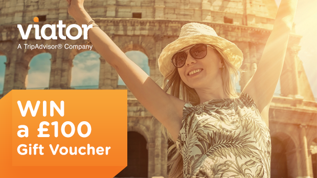Win a £100 Gift Card to Spend With Viator