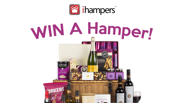 WIN A Hamper (Worth £325) With ihampers