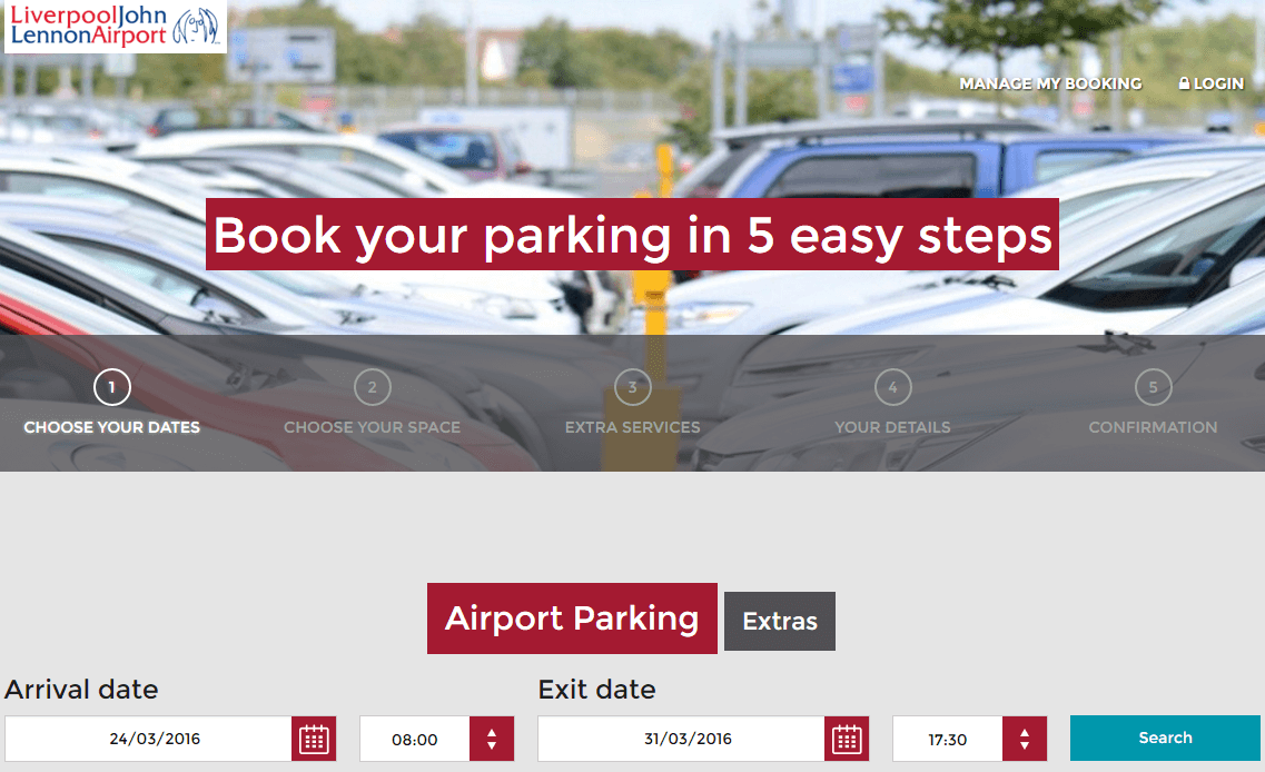 Liverpool Airport Hotel And Parking