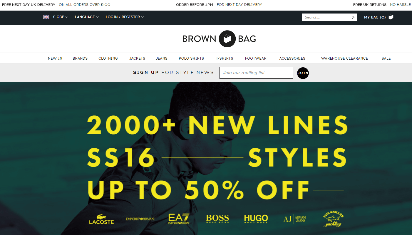 Browns Fashion Discount Codes All working Browns Fashion discount codes, vouchers and offers for November are shown below. Active Browns Fashion Discount Codes, Offers And Sales.