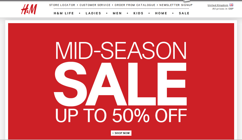 Find the best H&M coupons, promo codes and deals for October All coupons hand-verified and guaranteed to work. Exclusive offers and bonuses up to % back!