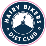 Hairy Bikers Diet Club logo