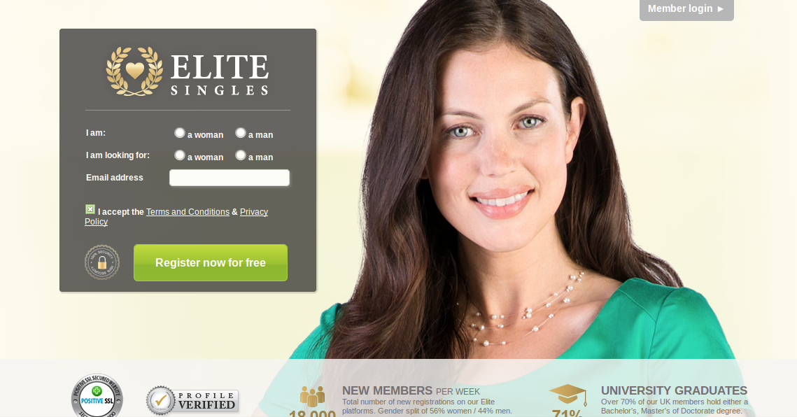 Elite online dating site