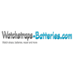WatchStraps and Batteries logo