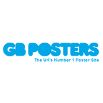 GB Posters logo