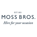 Moss Bros Hire logo