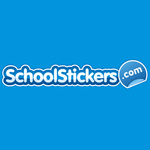 School Stickers logo