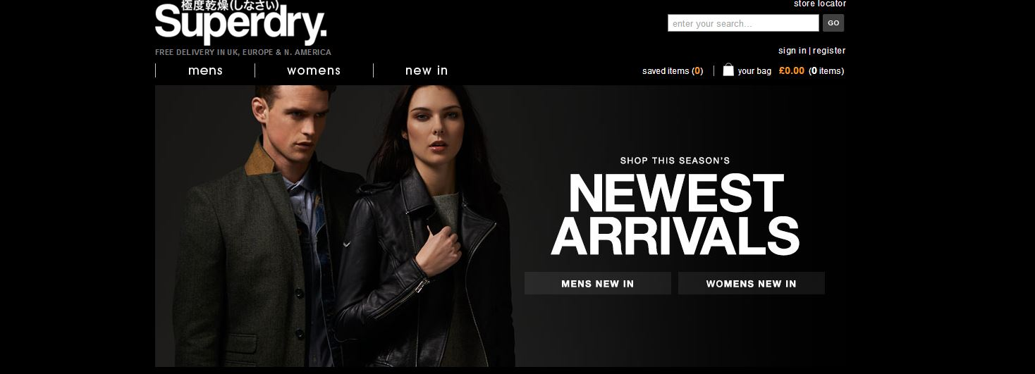 You can also browse various accessories including underwear, bags, scarves, watches, etc. You can browse Superdry discount code for most of the products so that you can get them in the budget. Redeem Superdry voucher code. You can explore various Superdry promo codes to get the best deals here at Superdry store.5/5(21).