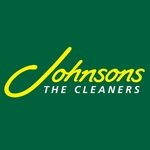 Johnsons The Cleaners logo