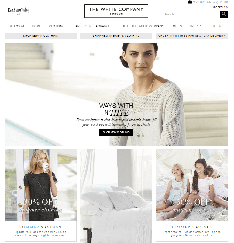 the white company discount codes uk