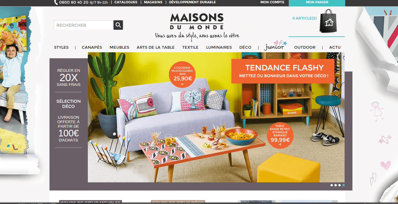 maisons du monde voucher codes discount codes free delivery my voucher codes. Black Bedroom Furniture Sets. Home Design Ideas