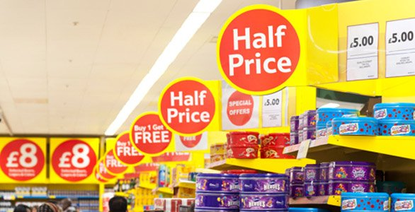 Tesco Direct Offers
