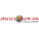 Jimmy Spices World Buffet logo