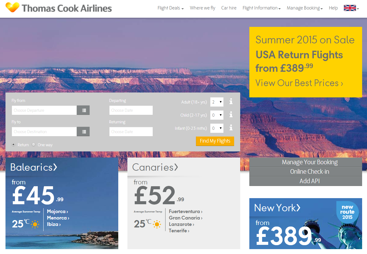 For over years, Thomas Cook has been supplying travellers with happy holiday experiences everywhere. Keeping your getaway preferences as well as your budget in mind, browse a whole host of summertime destinations with a Thomas Cook discount code to help you save on the price.