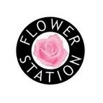 Flower Station logo
