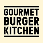 Gourmet Burger Kitchen - GBK logo