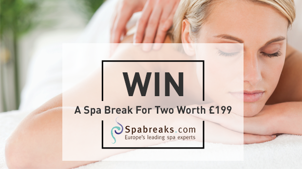 WIN A Spa Break For Two (Worth £199)