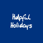 Helpful Holidays logo