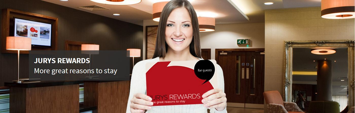 Jurys Inn Loyalty Progrmme