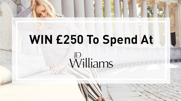 WIN £250 To Spend At JD Williams