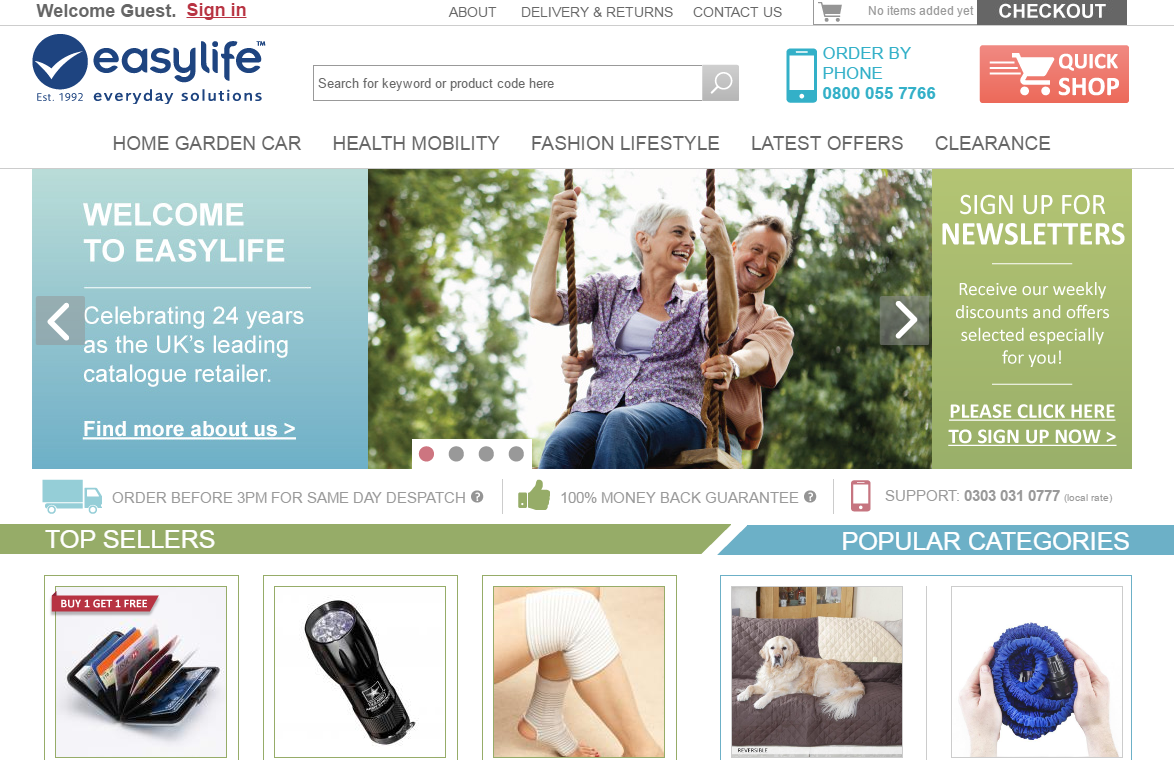 Easylife promo codes discount codes 10 off my for Craft direct promo code