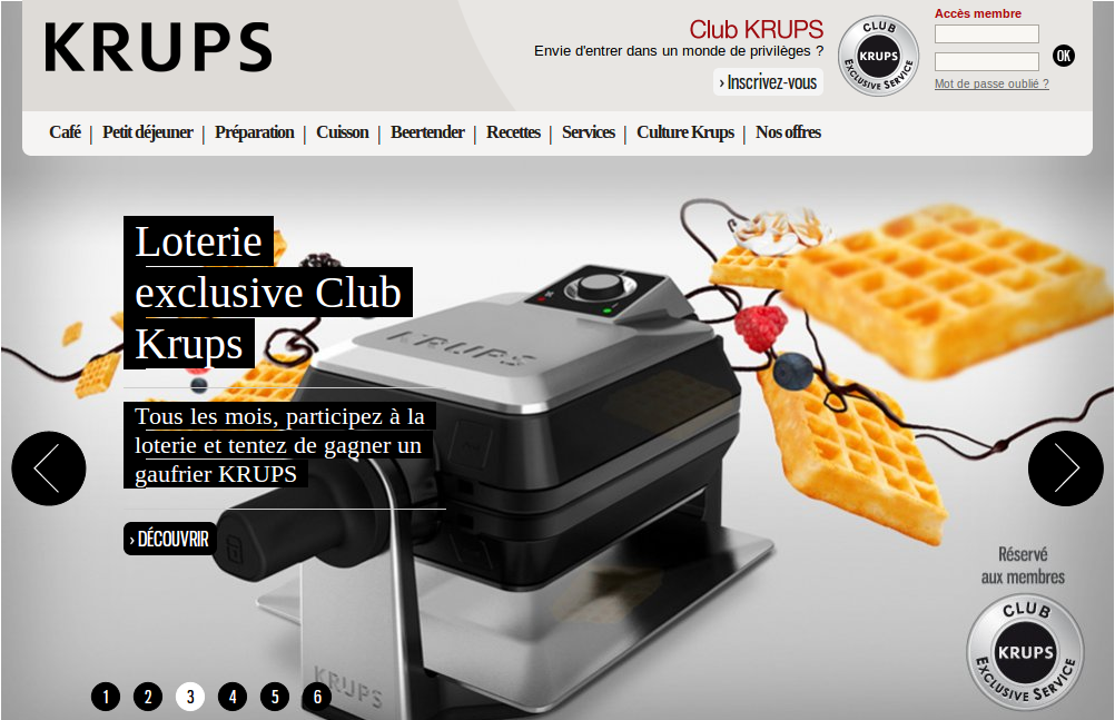Code Promo Krups - 35% De Réduction | CodesPromotion