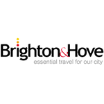 Brighton and Hove Bus and Coach Travel logo