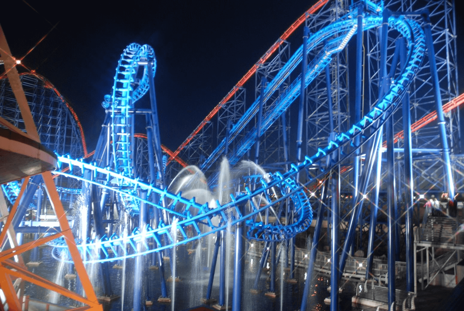 More Information About Blackpool Pleasure Beach Local Deals