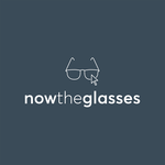 Now The Glasses logo