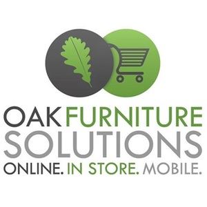 Oak furniture solutions voucher codes discount codes may for Affordable furniture logo