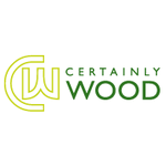 Certainly Wood logo