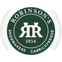 Robinson's Shoes logo