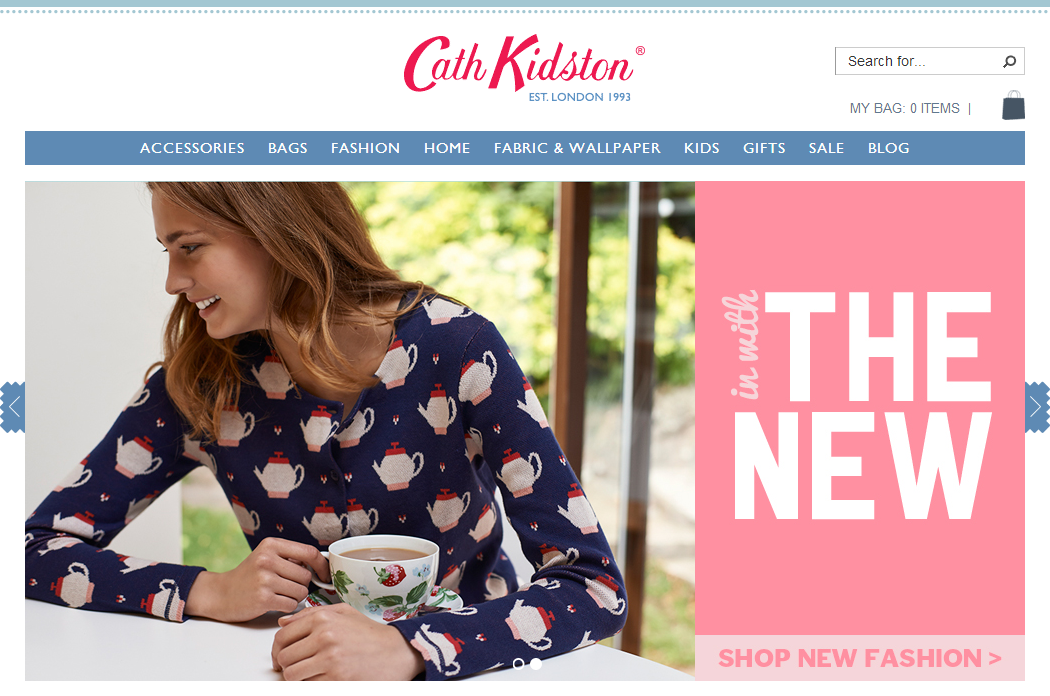 To buy a gift voucher from Cath Kidston, begin by visiting their Gift Card page. Here you can select a value, between £10 and £60, along with the design of the card. Here you can select a value, between £10 and £60, along with the design of the card.