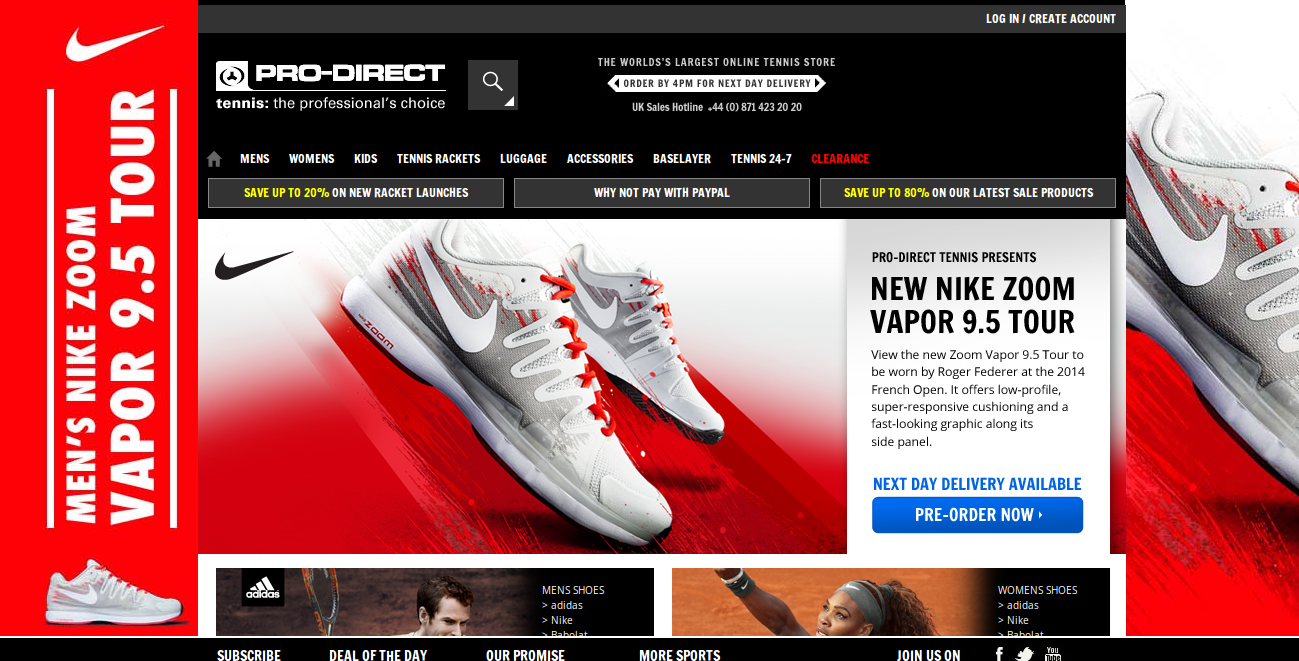 Voucher code pro direct / Sunday afternoons coupon code