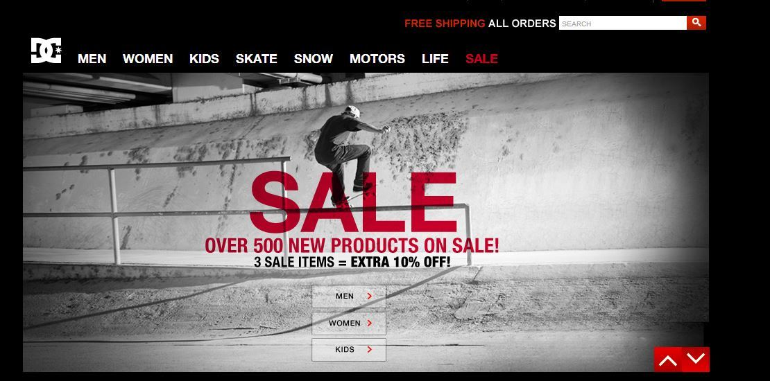 Dc shoes coupon code